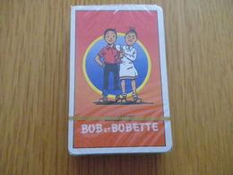 Jeu De 54 Cartes à Jouer - BOB ET BOBETTE - BD - 54 Cartes