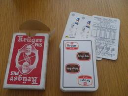 Jeu De 54 Cartes à Jouer - BIERES KRUGER - 54 Cards