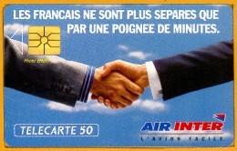 Télécarte Publique Privé 1992 En455 Laquée, De 50u Tirage 12 700 Utilisée SUPERBE          La Photo Est Celle Du Produi - 50 Unità