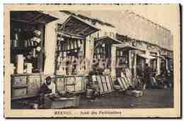 CPA Meknes Souk Des Ferblantiers - Meknès