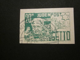 Litzmannstadt 20 Pf. Ghetto  - REPRODUKTION (3) - Besetzungen 1938-45