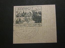 Litzmannstadt 20 Pf. Ghetto  - REPRODUKTION (5) - Besetzungen 1938-45