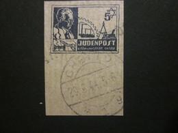 Litzmannstadt 5 Pf. Ghetto  - REPRODUKTION (3) - Besetzungen 1938-45