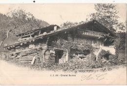 ***  Be **** Chalet Suisse -  Précurseur Timbré TTB - BE Berne