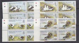 Falkland Islands Dependencies 1985 Albatross 4v Bl Of 4 (+margin)  ** Mnh (37808A) - Zuid-Georgia