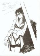 FINO : Exlibris IMAG 2002     (ns) - Illustratoren D - F