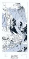FRANCQ : Exlibris Librairie ESPACE BD (ns) - Illustrateurs D - F