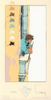 FRANCQ : Exlibris Librairie SANS TITRE 1998 (ns) - Ex-libris