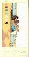 FRANCQ : Exlibris Librairie SANS TITRE 1999 (ns) - Illustrateurs D - F