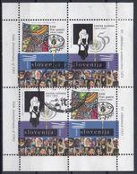ESLOVENIA 1995 Nº 115/16 X 2 SERIES USADO - Eslovenia
