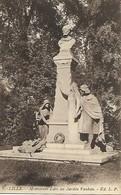 LILLE  -  59  -  Monument Lalo Au Jardin Vauban - Lille