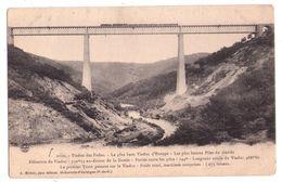 0629 - Viaduc Des Fades - ( Le Plus Haut D'Europe ) - A.Michel éd. - N°2121 - - France