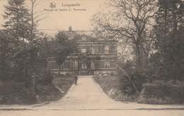 Longueville ,( Chaumont-Gistoux ),Pension De Famille C Fammerée (Editeur :  Charlier-Niset à Wavre ) - Chaumont-Gistoux
