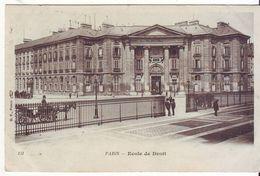Cpa  Paris école De Droit - France