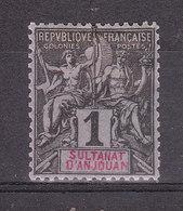 ANJOUAN YT 1 Neuf - Anjouan (1892-1912)