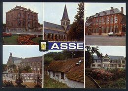 Z07 - Asse - Meerdere Zichten - Groeten Uit - Ongebruikt - Asse