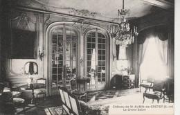 76 - SAINT AUBIN DE CRETOT - Château Le Grand Salon - Francia