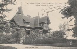 76 - SAINT AUBIN DE CRETOT - Pavillon Dépendant Du Château - Francia