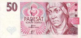 Czech Republic P.17  50 Korun 1997  Unc - Czech Republic