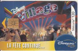 FRANCE - Euro Disney/La Fete Continue...(120 Units), 08/03, Used - France