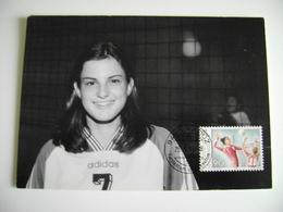 Pallavolo Volleyball  Sport  Vaduz  LIECHTENSTEIN FOTO SIGI SCHERRER   PRIMERO MAXIMUM FDC PRIMO GIORNO FIRST DAY - Volleyball