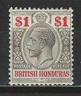 Brit. Honduras SG 108, Mi 73 * MH - British Honduras (...-1970)