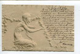 Kirchner MM Vienne Femme Guirlande Fleurs - Kirchner, Raphael