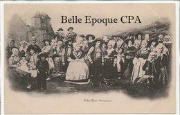 BRETAGNE / Une Noce Bretonne +++ Sans éditeur / Verso Vierge +++ Parfait état - Bretagne