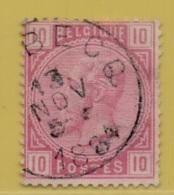 MW-2633  REBECQ  Coba +15  Ocb 38 - 1883 Léopold II