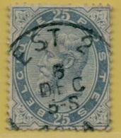 MW-2637  EST 2  Ocb 40 - 1883 Léopold II