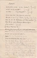 Feldpostbrief - Fragebogen - Humor - 1. WK (33573) - Dokumente