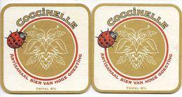 Viltje - Coccinelle - Sous-bocks