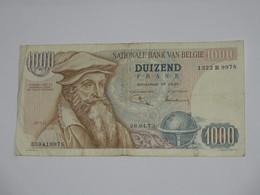 1000 Francs BELGE 1973 - National Bank Van Belgie   ****EN ACHAT IMMEDIAT **** - [ 2] 1831-... : Belgian Kingdom