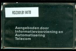 Telefoonkaart  LANDIS&GYR NEDERLAND * RDZ.001 B1 907B * Pays Bas Niederlande Prive Private  ONGEBRUIKT * MINT CV 250 - Privé