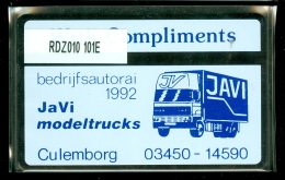 Telefoonkaart  LANDIS&GYR NEDERLAND * RDZ.010 101E * Pays Bas Niederlande Prive Private  ONGEBRUIKT * MINT - Privé