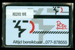 Telefoonkaart  LANDIS&GYR NEDERLAND * RDZ.012 101E * Pays Bas Niederlande Prive Private  ONGEBRUIKT * MINT - Nederland