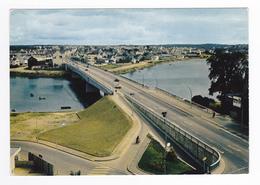 56 Lorient N°25 Le Pont Saint St Christophe Sur Le Scorff Au Fond Lanester - Lorient