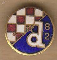 Football Club Dinamo Zagreb Croatia, Yugoslavia / Pin, Badges, Badge - Fútbol