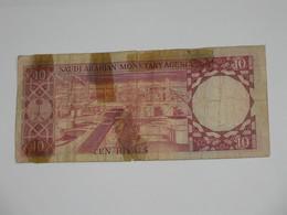 10 Ten Riyals 1977 - Saudi Arabian Monetary    **** EN ACHAT IMMEDIAT **** - Arabie Saoudite