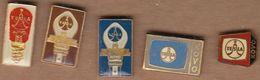 Nikola TESLA Company Czechoslovakia Electronic Industry / Pin Badge, Pins, Badges - Marcas Registradas