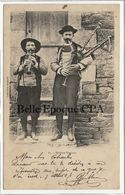 29 - BINIOUS Bretons +++ ( Toute La Bretagne ) / Coll. Andrieu, #85 ++++++ RARE / 1904 - France