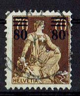 Schweiz 1915 // Michel 127 O (18.623) - Schweiz