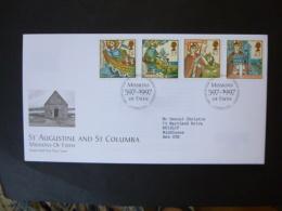 GREAT BRITAIN [GB] SG 1972-75 RELIGIOUS ANNIVERSARIES FDC EDINBURGH - FDC