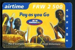 Pay As You Go - Musician - Rwanda