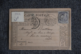 LILLE - Carte Postale 1878 - Lille