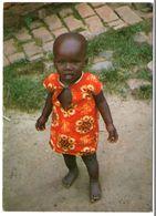 RWANDA - PETIT ENFANT/YOUNG CHILD / THEMATIC STAMPS-OLYMPIC GAMES / YEAR OF THE WOMEN'S - Rwanda