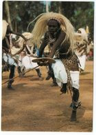 RWANDA - FOLKLORE / THEMATIC STAMP - Rwanda