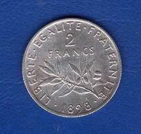 2  Fr  1898  Ttb - France