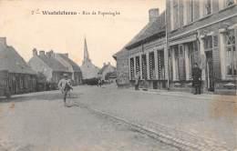 WESTVLETEREN - Rue De Poperinghe - Vleteren