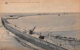 ZEEBRUGGE - Algemeen Gezicht Van Het Zeehoofd En De Haven - Zeebrugge